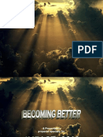 Becoming Better