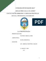 La Chonguinada Monografiaaa