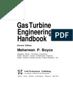 Gas Turbin Engineering guide