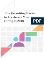Recruiting Hacks 2018 Digital