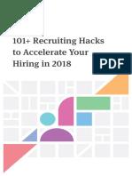 Recruiting Hacks 2018 Digital