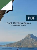 Rock Climbing Basics - VDiff Climbing
