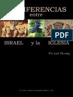 25 Diferencias entre Israel y la Iglesia - Jack Fleming.pdf