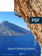 Sport Climbing Basics - VDiff Climbing