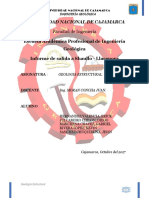 Informe estructural
