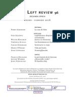 Verónica Schild, Feminismo y neoliberalismo en Amrica Latina, NLR 96, November-December 2015