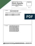 Alg Nivel II Fila a 25 08 2017 (Inecuaciones II)