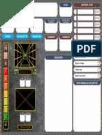 Starfighter Dashboard v4.0 - Starfighter