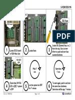 709507A0 VDR M4, Reboot VDR, Capsule Restart Instruction