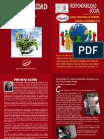 Revista de responsabilidad social VIII 2017 II