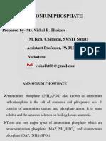 Ammonium Phosphate