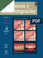 Periodoncia y  Osteointegracion