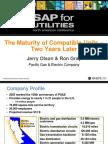 Maturity of Compatible Ut