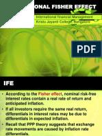 INTERNATIONAL FISHER EFFECT.pdf