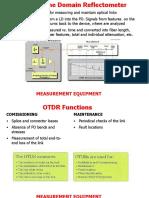Fiber Optic Measurement Equipment