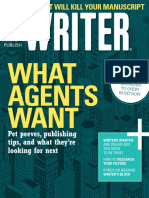 The Writer Vol.129 N 10 (October 2016)