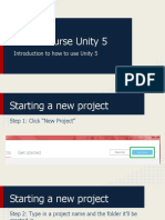 Crash Course Unity 51