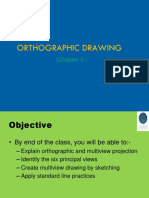 3. Lecture 2 Sketching Orthographics Drawing