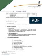 INFAQP-17 Reparacion en Caliente Faja 4 E10 - 03 Nov