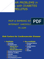 1.2. Vascular Problems in Patients With DM
