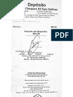 Deposito Folio E-4458117