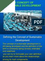 Ch 7 Sustainable Development