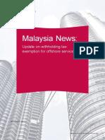NL Malaysia Update Tax 11 2017