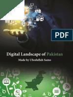 Digital Statistics 2017 Pakistan