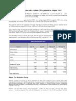 Mahindra's auto sales register 29% growth