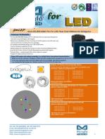 GooLED-BRI-6860 Pin Fin Heat Sink Φ68mm for Bridgelux.pdf