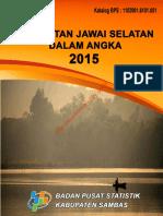 Kecamatan Jawai Selatan Dalam Angka 2015