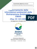 D.a Consorzio Depurazione Del Savonese Agg Giugno 2014
