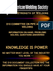 Committee-Recommended-practices-for-welding-PPT.ppt