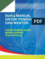 Buku Manual Pengampu Dan Mentor