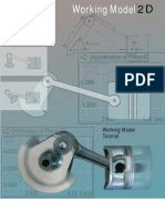 Working Model 2D - Tutorial
