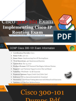 Download Actuall CCNP 300-101 Question Answer In PDF Format