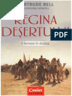 Gertrude Bell - Regina Desertului