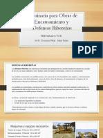 Maquinaria para Obras de Encausamiento y.pdf