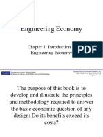 1-Introduction to Engineering Economy