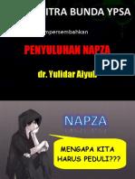 PENYULUHAN YPSA NAPZA
