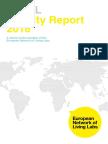ENoLL Activity Report 2016
