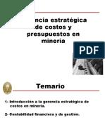COSTOS 9 Gerencia Estrategica de Costos