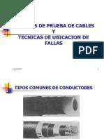Pruebas de Cables y Localización de Averías