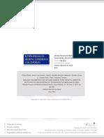 Afc - Residuo Estandarizado