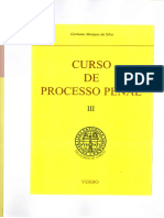 Curso Proc Penal Vol III 2009 Germano Marques