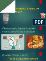 Treinamento Creme de Proteção
