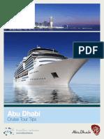 Abu Dhabi Cruise Passenger Flyer