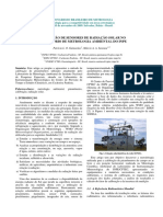 Calibração de Sensores de Radiação Solar no LIM/INPE