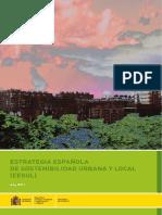 [2011].EstrategíaEspañolaDe SostenibilidadUrbanaYLocal