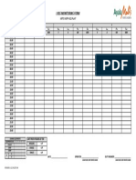 Lvsg Power Meter Monitoring Form